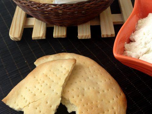 La ricetta del pane azzimo (senza lievito)