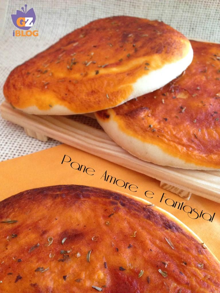 pizzette pomodoro