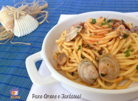 Spaghetti alle vongole – ricetta di mare