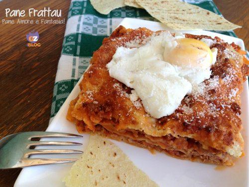 Il Pane Frattau – ricetta piatto sardo