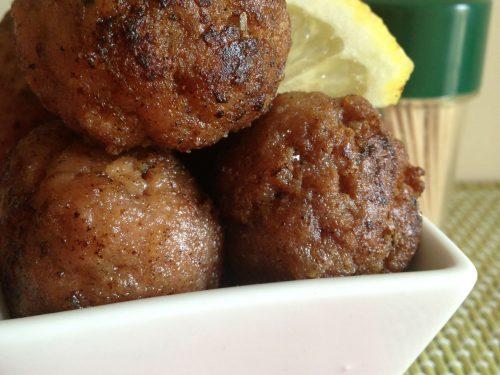 Polpette di carne al limone – ricetta semplice