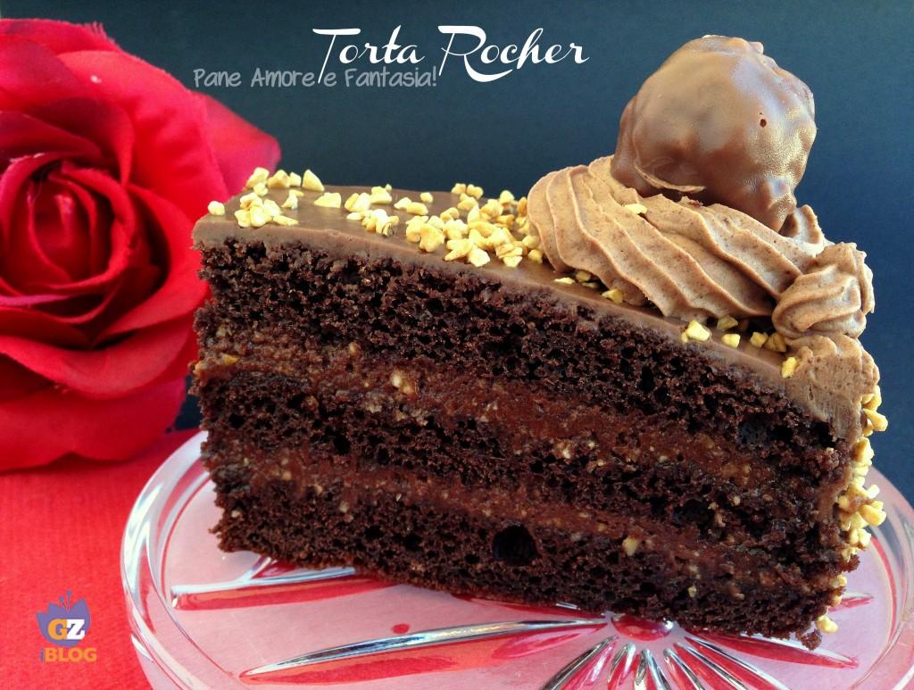 torta rocher