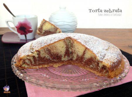 Torta zebrata – sofficissima