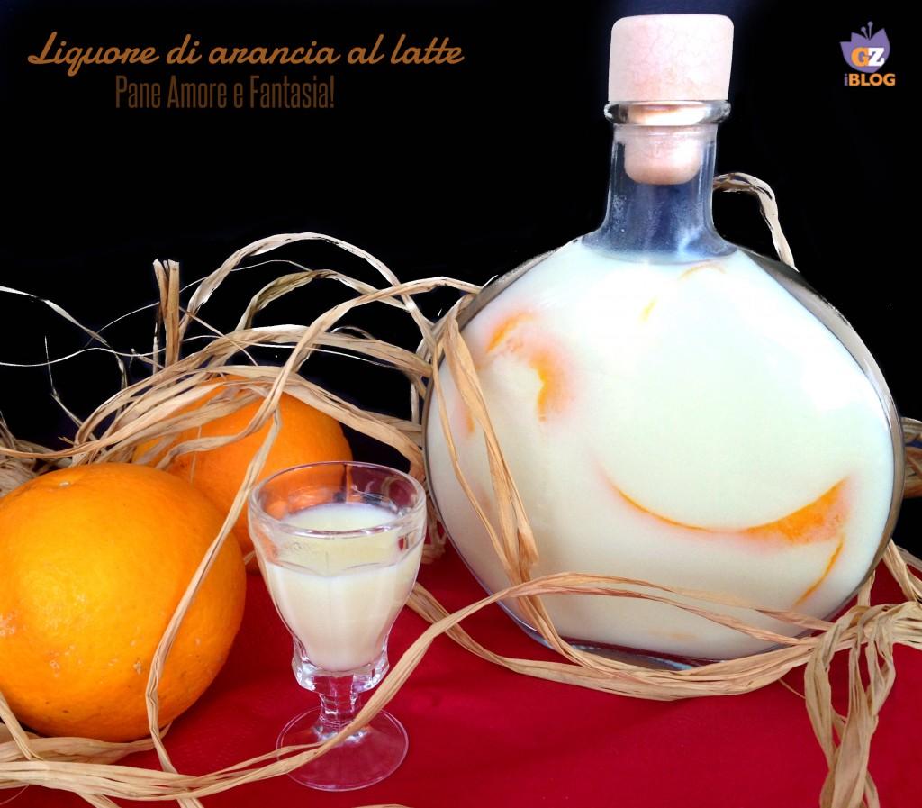 liquore di arancia