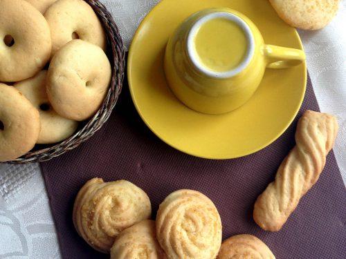 Biscotti caserecci – ricetta semplice