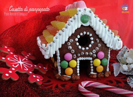 Casetta di panpepato – magico Natale