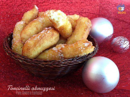 Torcinelli abruzzesi – fritti di patate