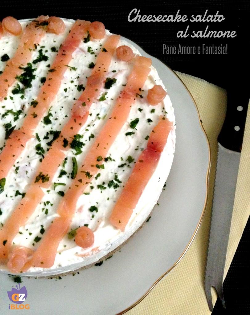 cheesecake salato