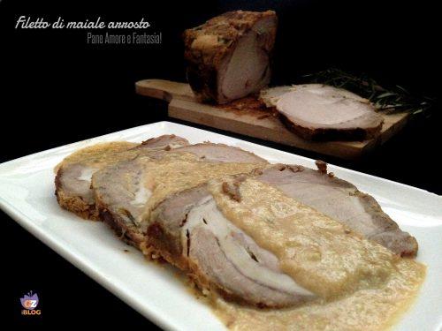Filetto di maiale arrosto in padella