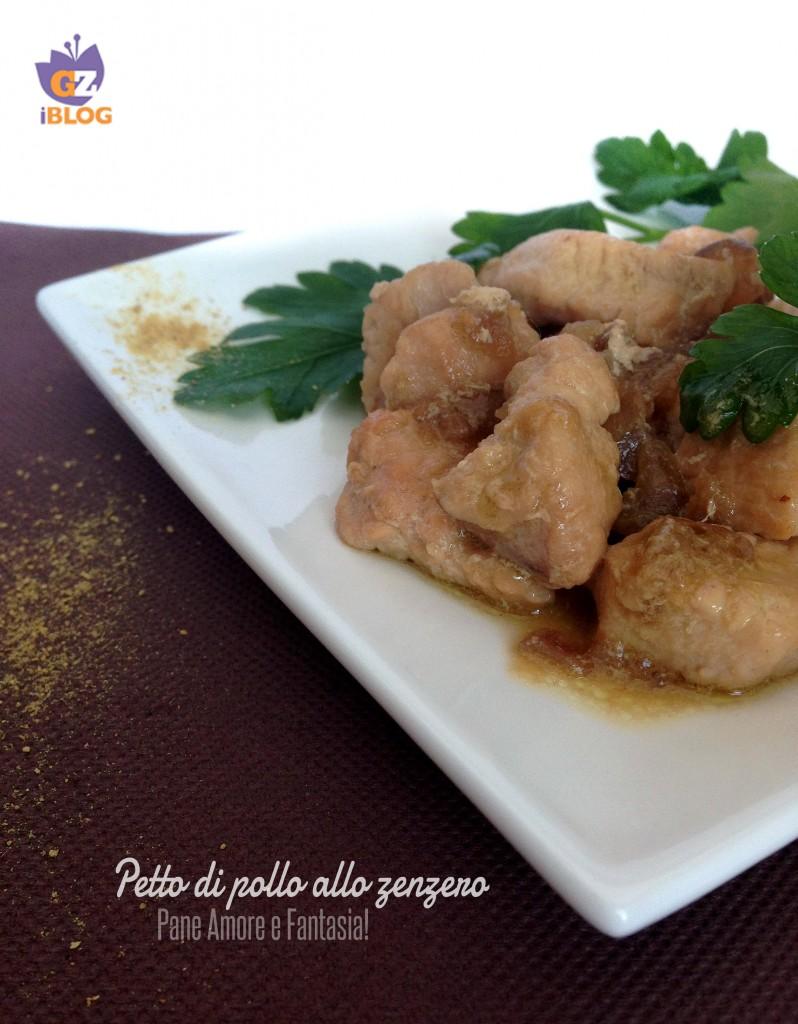 Petto di pollo allo zenzero pane amore e fantasia for Cucinare zenzero