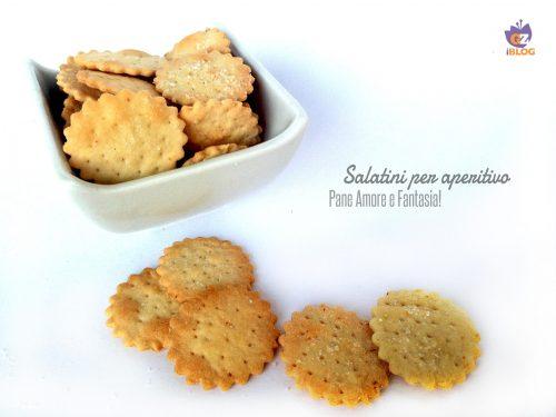 Salatini per aperitivo home made
