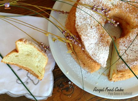 Angel Food Cake – la ricetta di Laurel Evans