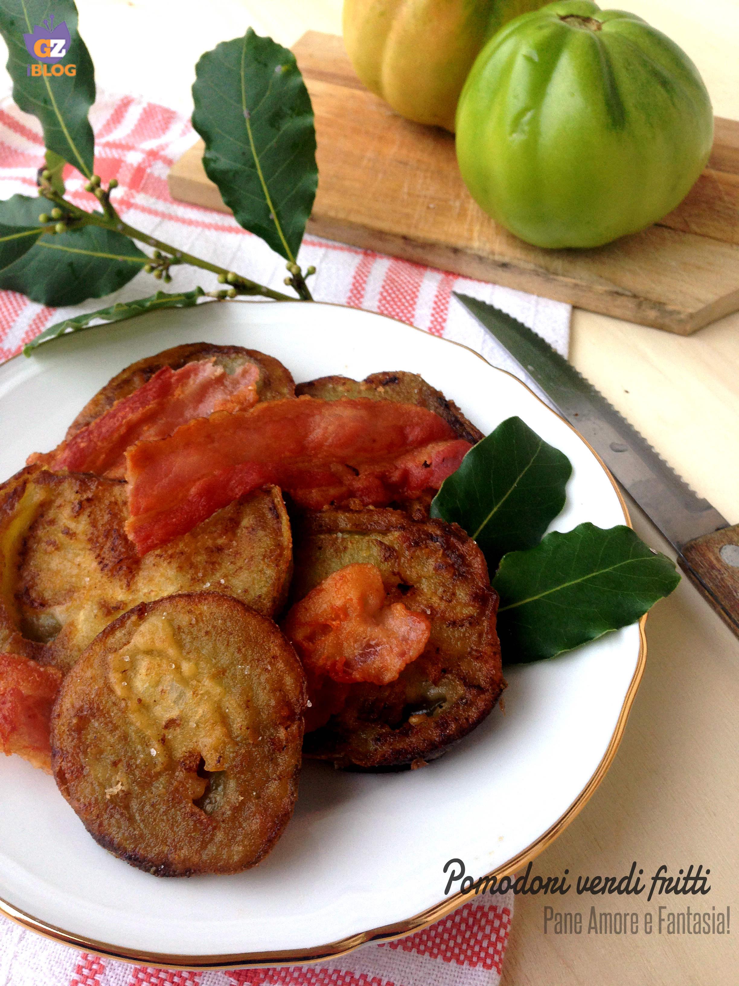 pomodori verdi fritti - photo #11