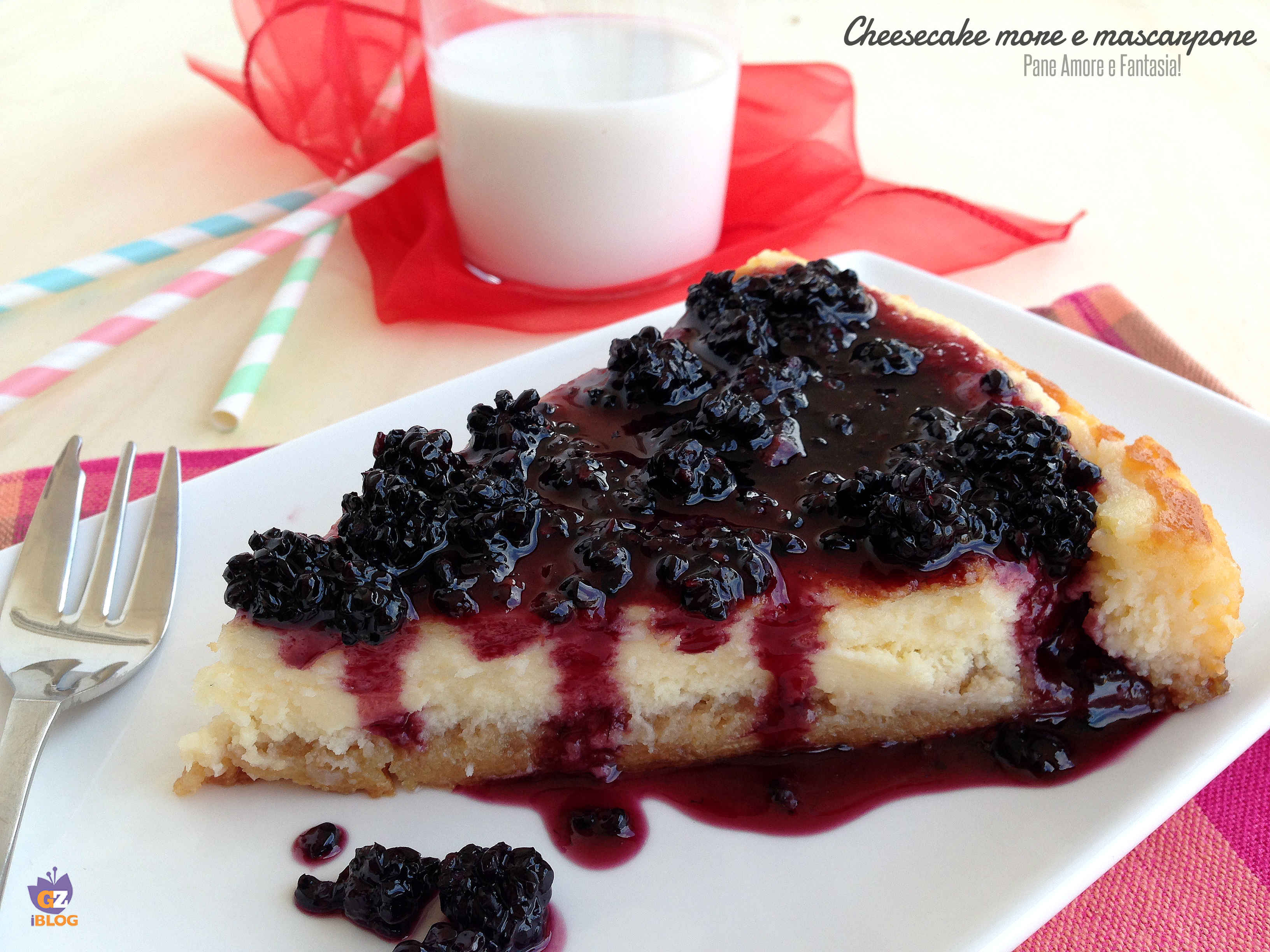 cheesecake more e mascarpone