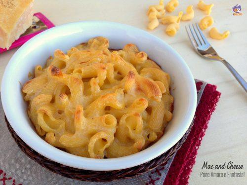 Mac and Cheese – Maccheroni al formaggio