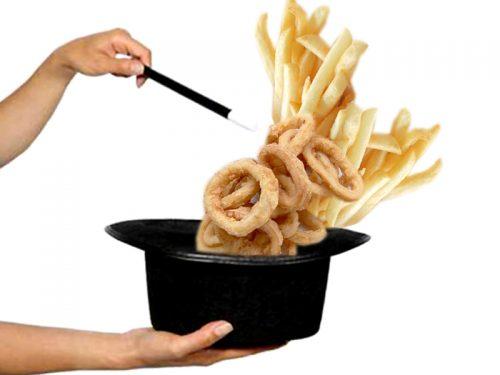 I segreti per una buona frittura