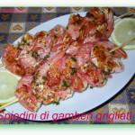 Grigliatina di gamberi e calamari