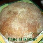 Pagnotta al Kamut
