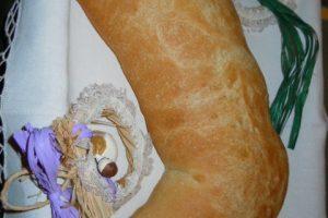 Le calze della Befana: Calza-pane  Calza-strudel