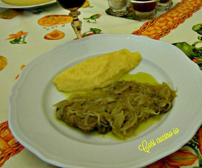 fegato alla veneziana - Così cucino io