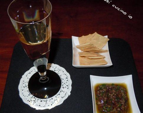 Salsa di olive taggiasche