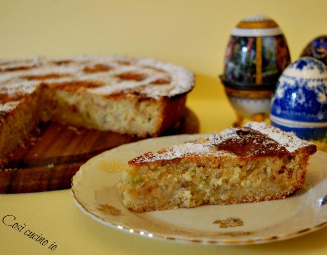 Pastiera napoletana - Così cucino io