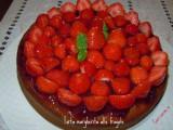 Torta-margherita-alle-fragole