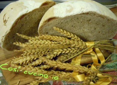 """Il mio primo """"pane cafone"""""""