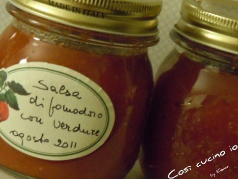 Salsa di pomodoro 2011