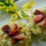 Mimosette alle fragole