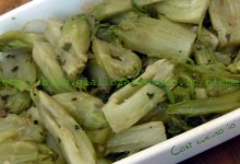 Puntarelle all'acciuga