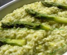 Risotto agli asparagi verdi