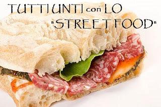 tutti unti con lo street food