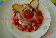 Mousse di fragole (ricetta veloce)
