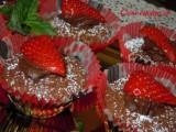 Muffins alla fragola