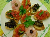 Bruschettine estive