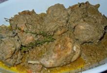 Coniglio in salmì (ricetta rivisitata)