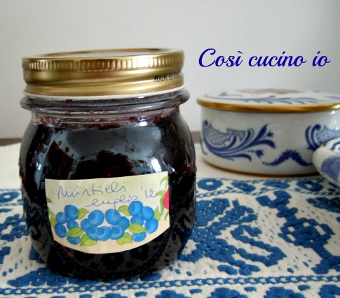 Marmellata di mirtilli3