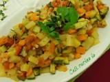 mix aromatico di verdure