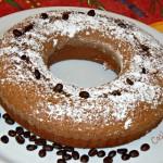 Ciambella al caffè (ricetta per la colazione)