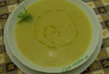 Crema di cavolfiore (ricetta leggera)