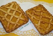 Crostatine rustiche di marmellata