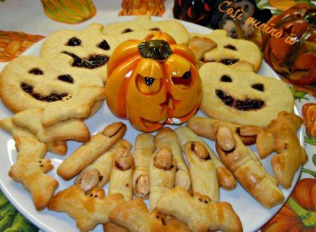 Frollini per halloween