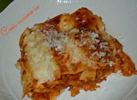 Cannelloni al ragù (ricetta casalinga)