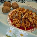 Croccante di noci e nocciole (ricetta di riciclo avanzi di natale)