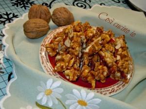 croccante di noci e nocciole (ricetta di riciclo avanzi di natale) così cucino io