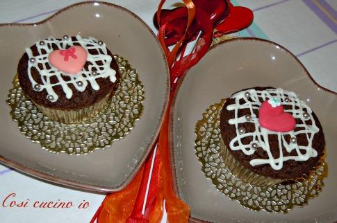 Cupcakes di san valentino così cucino io