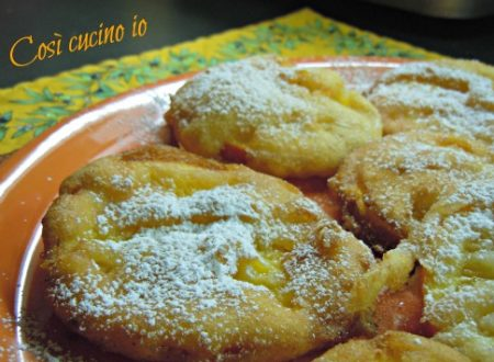 "Frittelle di arance ""Petronilla"" (ricetta antica)"