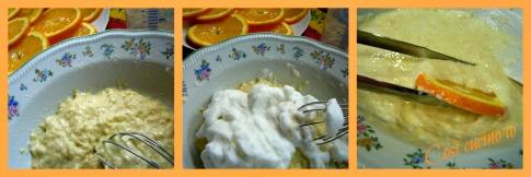 Collage frittelle arancia Così cucino io