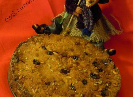 Pinza veneziana (torta dea marantega)